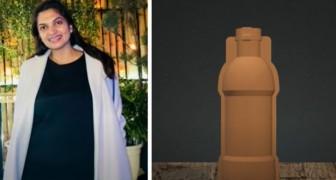 Bottiglie di carta al posto della plastica: l'iniziativa sostenibile di una start-up indiana