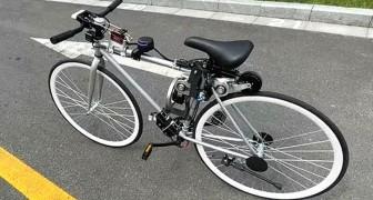 Huawei-Ingenieure entwickeln selbstfahrendes Fahrrad, das sich selbst ausbalanciert