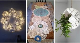 Vecchi centrini: scopri come trasformarli in decorazioni delicate e dallo stile romantico