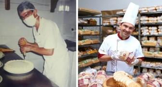 Som liten hade han inte ens pengar till att köpa bröd - idag är han ägare till ett mycket framgångsrikt bageri
