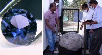 Gli operai scavavano un pozzo nel cortile di un uomo e scoprono zaffiri da 100 milioni di dollari
