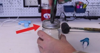 Ecco 6 idee BRILLANTI per trasformare un barattolo in qualcosa di utilissimo