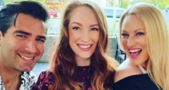 Marito e moglie invitano la migliore amica di lui ad unirsi alla coppia: ora siamo un trio innamorato