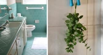 Per deodorare il bagno con un profumo fresco e naturale prova con i rametti di menta