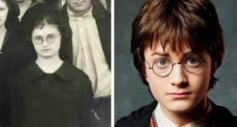Formidabele overeenkomsten en tijdreizen: 19 beroemdheden die hun dubbelganger in een ander tijdperk vonden