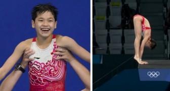 Gold bei den Olympischen Spielen mit 14 Jahren: Ich habe es für meine kranke Mutter getan, deren Behandlung viel Geld kostet