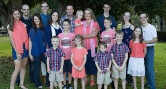 Sie hat 16 Kinder, will aber nicht aufhören: Mein Körper wird sagen, dass es reicht