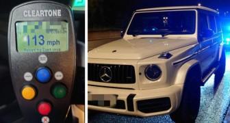Vrouw aangehouden op snelweg voor snelheidsovertreding zegt haast te hebben omdat ze nodig moest
