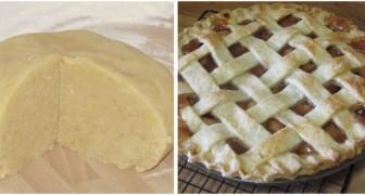 Pâte brisée vegan pour préparer des gâteaux sans beurre, lait ou œufs : découvrez comment faire