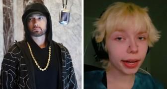 Eminems 19-jarige dochter komt ervoor uit non-binair te zijn en wil graag Stevie genoemd worden