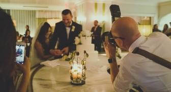 6 anni dopo non ha ancora consegnato le foto del matrimonio: il fotografo deve pagare una multa di $22.000