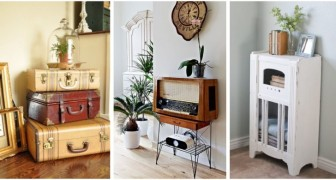 Récupérez de vieux objets et décorez dans un style vintage : laissez-vous inspirer par ces idées merveilleuses