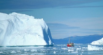 Zum ersten Mal regnet es in Grönland auf dem höchsten Gipfel des Inlandeises
