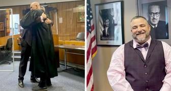 Corría el riesgo de pasar 20 años en la cárcel por tráfico de drogas, ahora se convirtió en un abogado de éxito