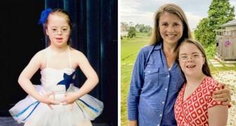 """""""Minha filha com síndrome de Down não é um erro, ela é perfeita!"""": as palavras comoventes de uma mãe contra todos os preconceitos"""