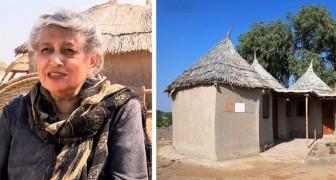 Il primo architetto donna del Pakistan ha costruito centinaia di case ecologiche per le persone più bisognose