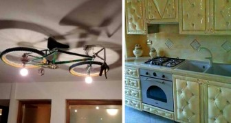 Luckily it's not my home!: 16 examples of furniture that we would have preferred not to see