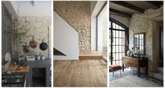 Donnez une nouvelle vie à votre intérieur avec des murs et des revêtements en pierre : les plus belles idées