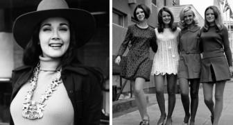 13 foto's uit andere tijden laten zien hoe je oma zich veel beter kleedde dan jij