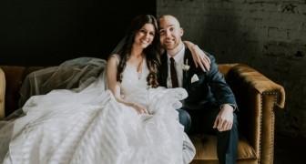 Brautpaar schickt 240 Dollar Rechnung an Gäste, die nicht zur Hochzeit erschienen sind