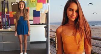 13-jähriges Mädchen wird von der Schule verwiesen, weil ihre Kleidung die Jungen ablenkt