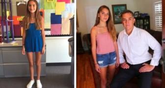 """13-jähriges Mädchen wird der Schule verwiesen, weil ihre Art, sich zu kleiden, """"die Jungs ablenkt"""""""