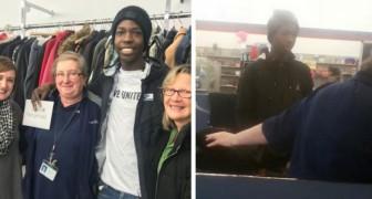 Entra a una negocio y compra 6 abrigos de invierno para las personas sin hogar: su generosidad se hace viral