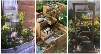 Rendez votre jardin spectaculaire en ajoutant des fontaines et des jeux d'eau
