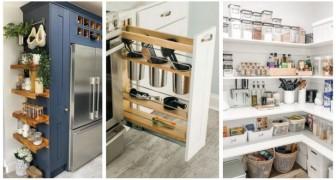 Mettez de l'ordre dans votre cuisine sans renoncer pour autant au style : découvrez les bonnes solutions d'ameublement