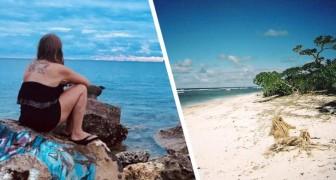 Cette femme s'est rendue à Tonga pour un week-end avant la pandémie et y est bloquée depuis des mois
