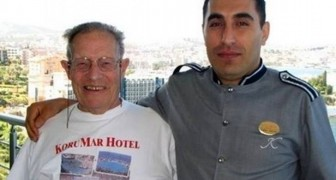 A millionaire tourist leaves part of his inheritance to the bellman of a hotel where he stayed every year