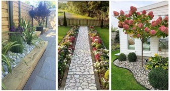 Votre jardin vous semble anonyme ? Essayez de le revitaliser avec des projets DIY créatifs