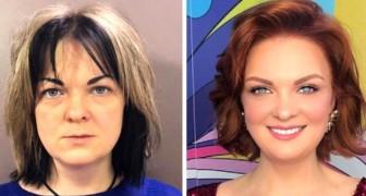 12 Frauen, die sich mit Hilfe dieses Make-up-Künstlers in echte Prinzessinnen verwandelt haben