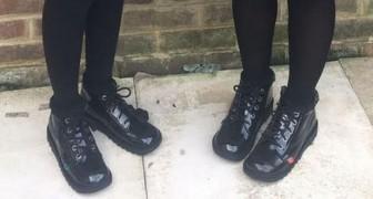 La scuola manda a casa due alunne perché indossano scarpe inadeguate: lo sfogo della mamma