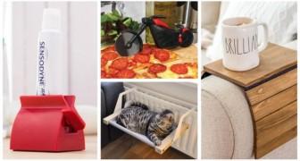 Laissez-vous surprendre par ces accessoires géniaux et bizarres pour votre maison