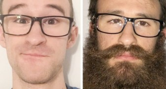 15 fotos que demuestran cómo una barba puede cambiar radicalmente el rostro de quién la lleva