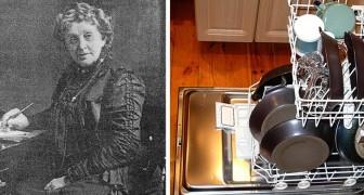 Het verhaal van Josephine Cochrane, de vrouw die de eerste de automatische vaatwasser uitvond