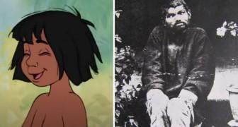 Le vrai Mowgli : l'histoire du garçon que l'on a découvert dans la jungle et qui vivait comme les loups
