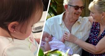 Nonni fanno i buchi nelle orecchie alla nipote senza permesso dei genitori: gli vietano di vederla da soli