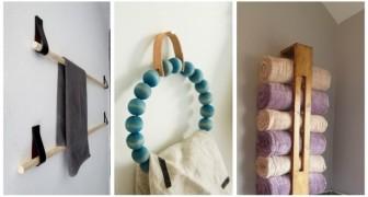 Porta asciugamani in bagno: lasciati ispirare da tanti progetti di fai-da-te dal design accattivante