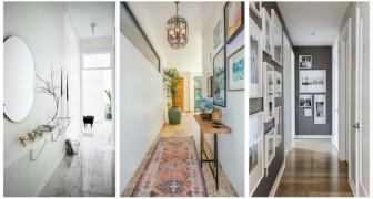Couloirs longs et étroits : découvrez comment valoriser au maximum ces espaces difficiles à meubler