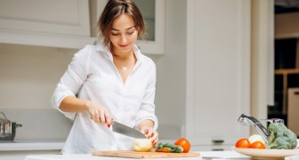Do your job: he asks his wife to hurry up and prepare dinner for the guests, she leaves the kitchen