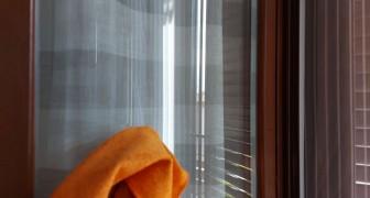 Vecchie macchie di calcare sulle finestre? Scopri come eliminarle e far tornare a brillare i vetri