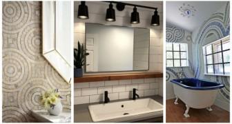 Legno, pietra, piastrelle e non solo: scegli il rivestimento più adatto per le pareti del bagno