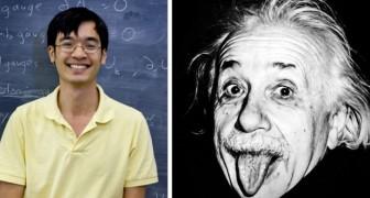 Han har ett högre IQ än Einstein: Men jag kan inte sjunga och blev underkänd på två prov!