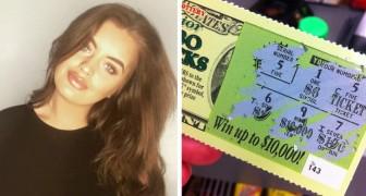 A 17 anni vince 1 milione di £ alla lotteria ma poi se ne pente: Avere tanti soldi mi ha rovinato la vita