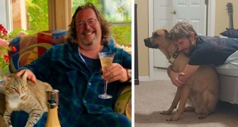 NO pets in the house!: 14 people who now can no longer do without their four-legged friends
