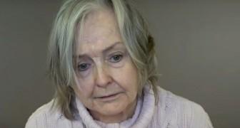 Ze is 80 en is haar onverzorgde uiterlijk zat: een kapper verandert haar in een echte prinses
