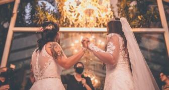 Je me suis mariée à une femme et c'est pour cela que personne n'est venu à mon mariage : le témoignage d'une femme déçue