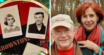 Vor 50 Jahren wurden sie getrennt, weil sie schwanger war: heute sind sie verheiratet und haben auch ihre Tochter wiedergefunden